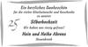 Silberhochzeit Hein und Heike Ahrens