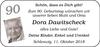 Dora Dawitscheck