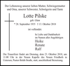 Lotte Pilske