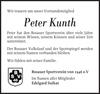Peter Kunth