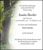 Annita Harder