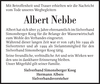 Albert Nebbe