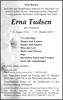 Erna Tudsen