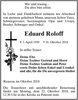 Eduard Roloff