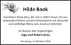 Hilde Boek