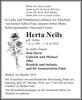 Herta Neils