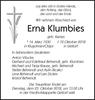 Erna Klumbies