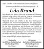 Udo Brand