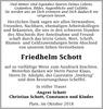 Friedhelm Schott