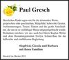 Paul Gresch