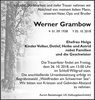 Werner Grambow