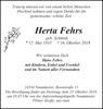 Herta Fehrs