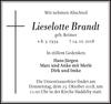 Lieselotte Brandt
