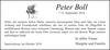 Peter Boll