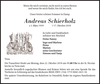 Andreas Schierholz