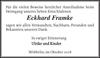 Eckhard Framke