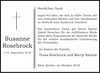 Susanne Rosebrock