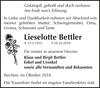 Lieselotte Bettler