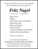 Fritz Nagel