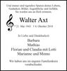 Walter Axt