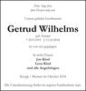 Getrud Wilhelms