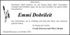 Emmi Dobrileit