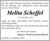 Melita Scheffel