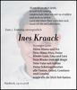 Ines Kraack