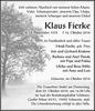 Klaus Fierke