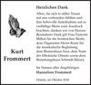Kurt Frommert