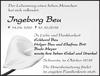 Ingeborg Beu