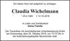 Claudia Wichelmann