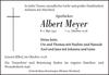 Albert Meyer
