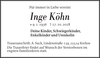 Inge Köhn