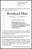 Bernhard Flint
