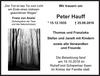 Peter Hauff