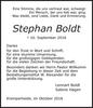 Stephan Boldt
