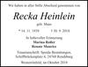Recka Heinlein