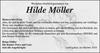 Hilde Möller