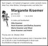 Margarete Kraemer
