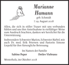 Marianne Hamann