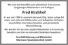 Fred Kirchhof