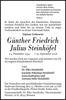 Günther Friedrich Julius Steinhöfel