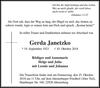 Gerda Janetzko