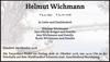 Helmut Wichmann