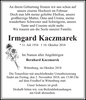 Irmgard Kaczmarek
