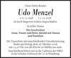 Udo Menzel