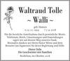 Waltraud Tolle Walli