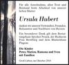 Ursula Hubert