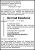 Helmut Reinhold